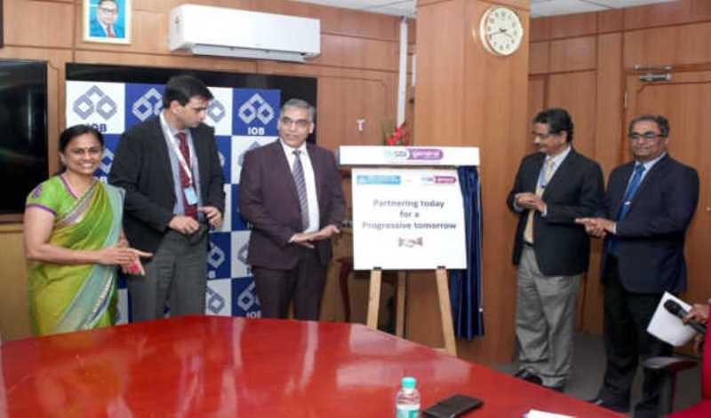 SBI General Insurance signs Corporate Agency Agreement with Indian Overseas Bank