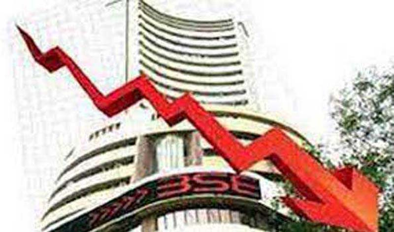 Indian Market: Sensex moves down by 473.92 pts during week