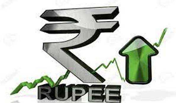 Rupee ends strong at 73.51 against USD