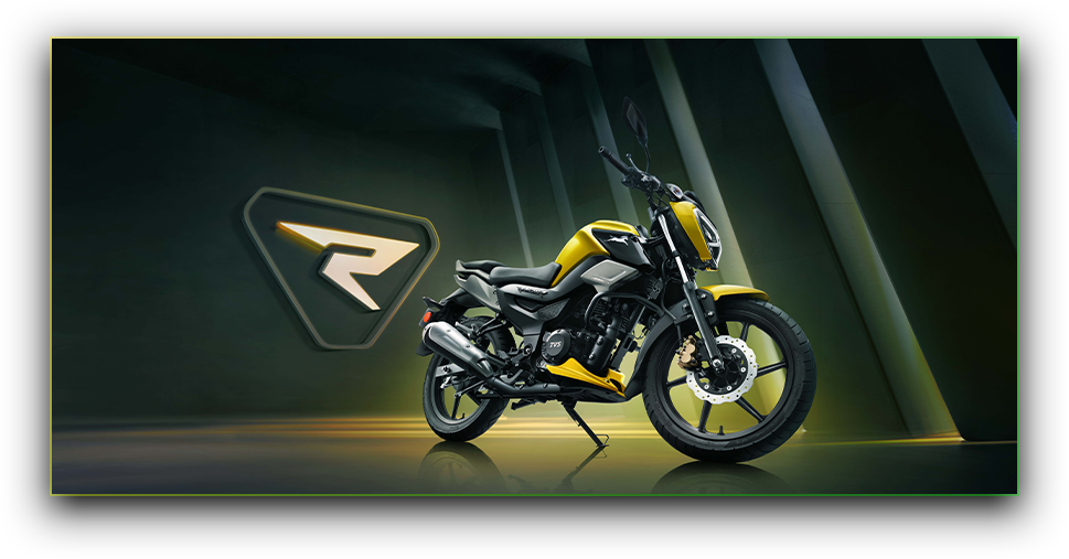 TVS Motor launches Naked Street Design 'TVS Raider' motorcycle globally