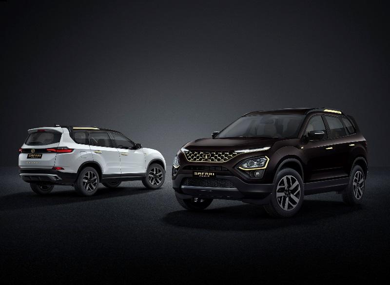 Tata Motors launches the prestigious #Gold edition of its flagship SUV – The Safari