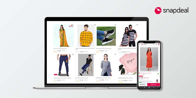 Snapdeal's fashion sales up 210% in 2021