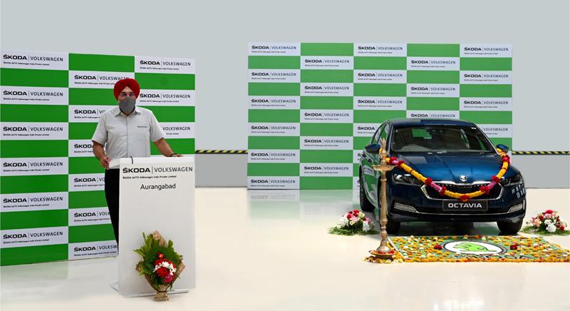 Škoda Auto India commences production of the all new Octavia