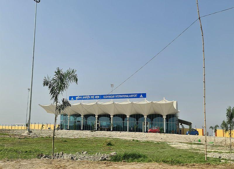 Uttar Pradesh: Kushinagar Airport declared as customs notified airport