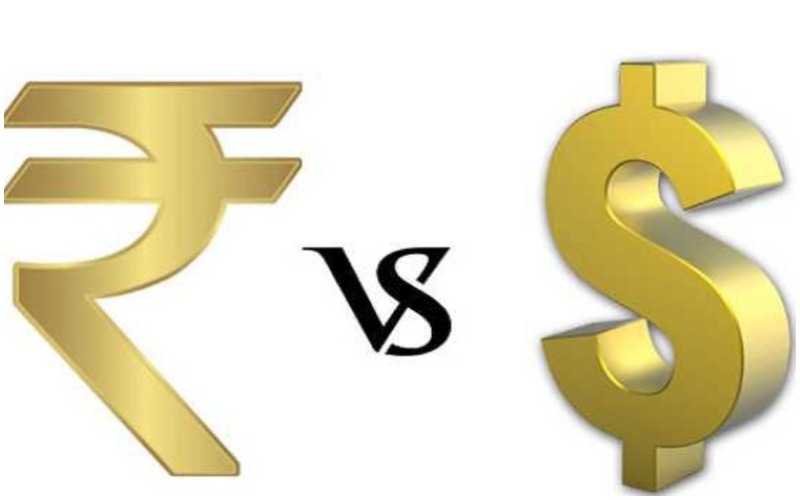 Rupee improves by 15 paise against USD