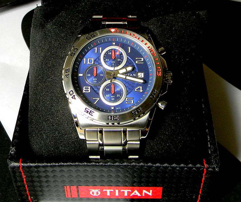 Titan moves up by 3.25 pc to Rs 1770.25