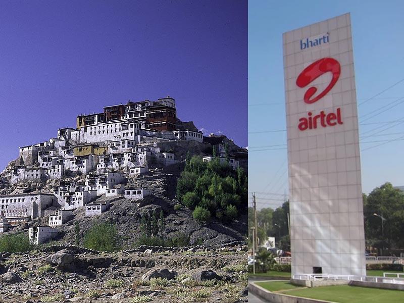 Jammu & Kashmir, Ladakh will receive an additional 30 MHz spectrum by Airtel