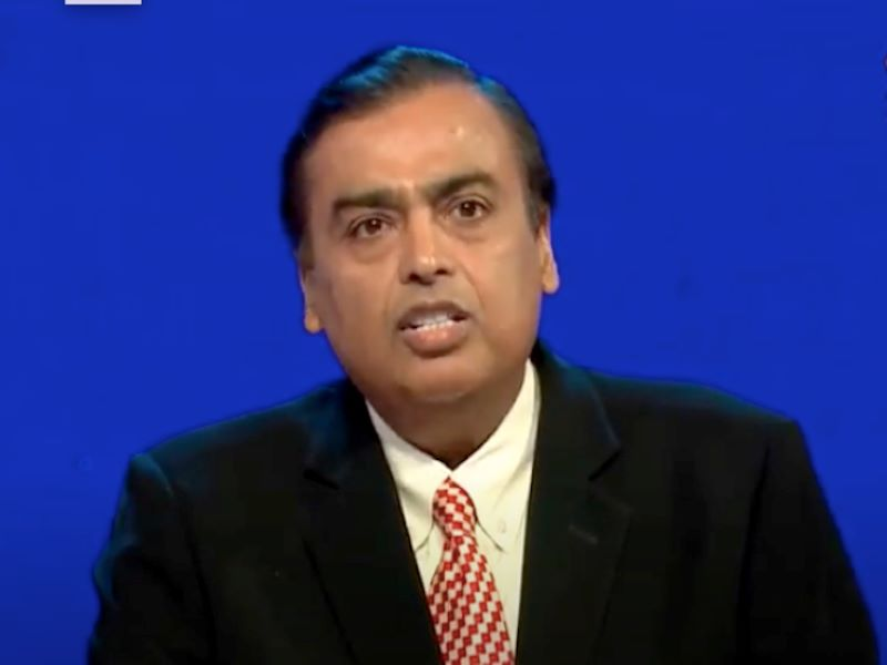Reliance Industries performance exceeded expectations despite pandemic: Mukesh Ambani