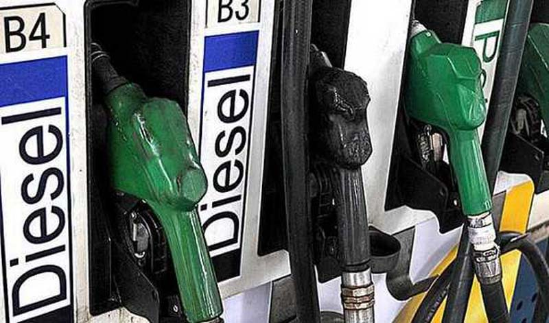 Fuel prices raised once again