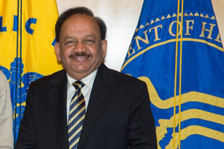 Not proposed ban on sex education: Harsh Vardhan