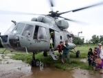 Over 150 dead in J&K flood, rescue on