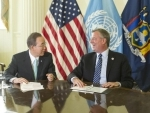 New York: Ban welcomes Mayor's pledge to flight climate threat