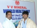 VV Mineral launches health campaign