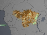 NASA satellites show drought may take toll on Congo rainforest