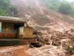 10 killed in Pune village landslide, many trapped