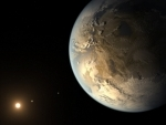 NASA discovers Earth-size planet in 'habitable zone'