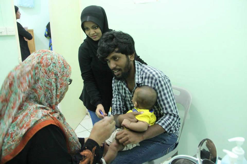 UN kicks off annual global immunization campaign
