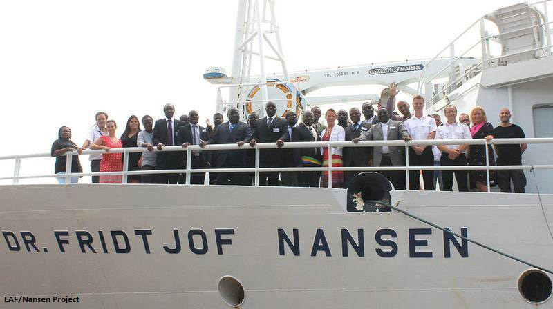 Norway: UN to launch research vessel to support endangered fisheries