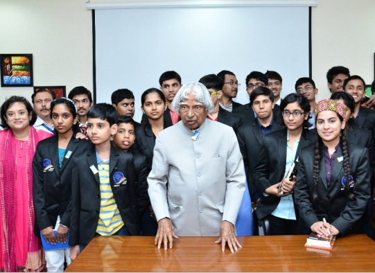 Team India heads for ISEF contention
