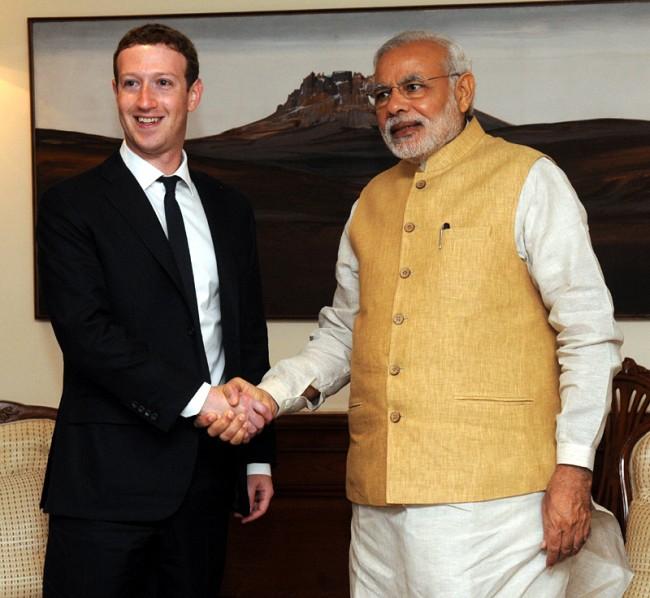 Ebola: FB's Mark Zuckerberg, wife Donate $25M to CDC
