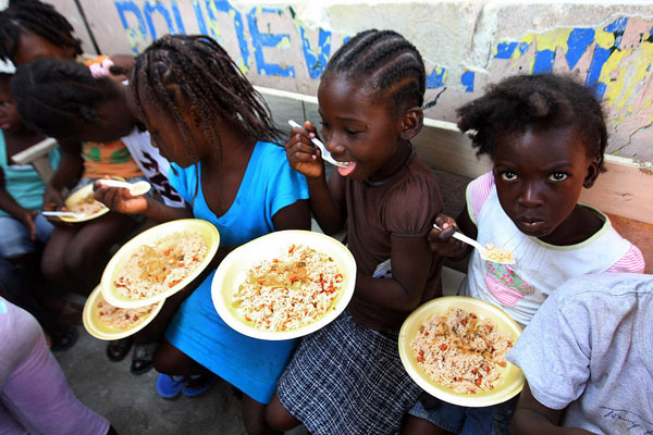 Haiti: 5 years after earthquake, UN warns progress threatened by poverty, inequality