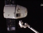 Critical NASA science returns to Earth aboard SpaceX Dragon spacecraft