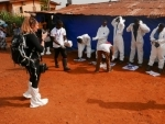 UN through the lens: Photographing Ebola – the 'invisible enemy'