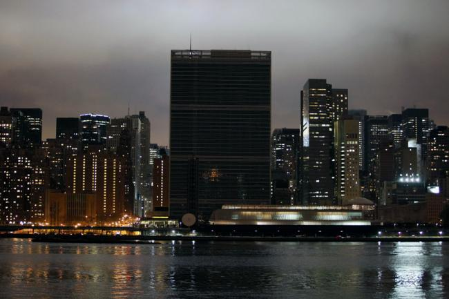 Earth Hour 2015: UN dims lights to focus attention on climate action, sustainability