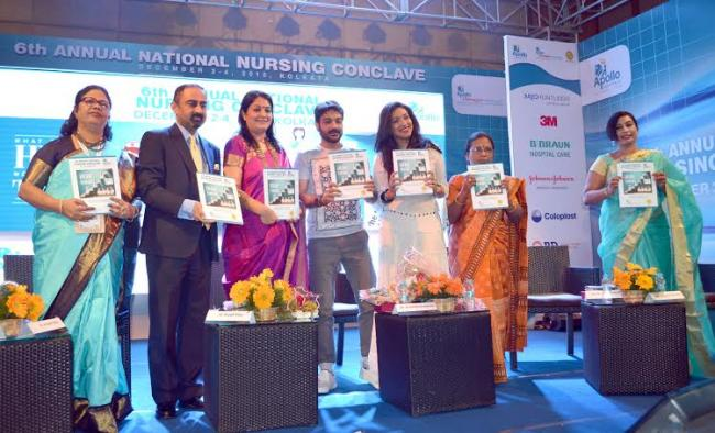 Apollo Gleneagles Hospitals organizes 6th Annual Nursing Conclave and leadership meet to discuss the significant role of nurses in healthcare