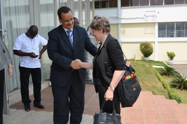 Top UN development programme official starts West Africa visit focused on Ebola recovery