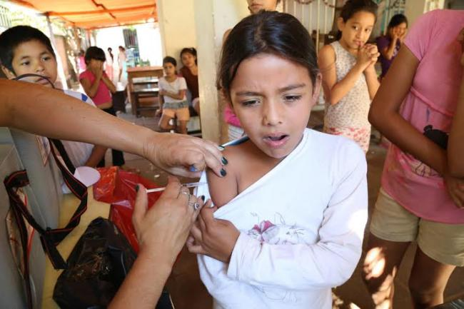 UN health agency urges stepped-up surveillance to prevent spread of measles in the Americas