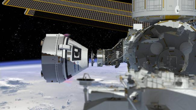 NASA orders second Boeing Crew Mission to International Space Station