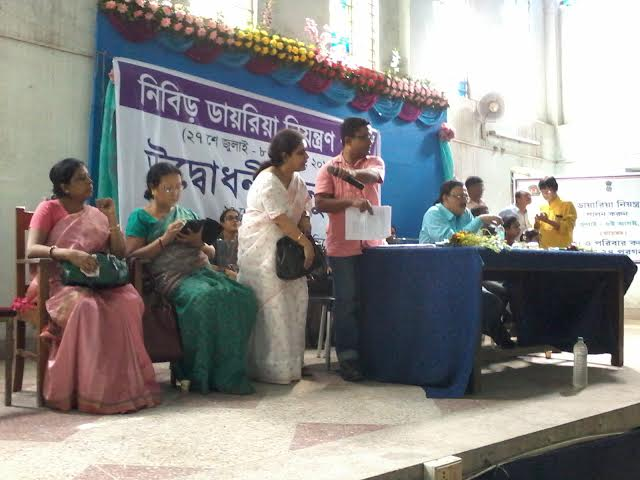 Health department and UNICEF organizes Diarrhea Control Fortnight in Budge Budge