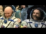 Astronauts Scott Kelly, Mikhail Kornienko return to Earth after a year in space