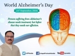 Alzheimer's patients need our affection, says JP Nadda