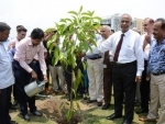 Bank of Baroda plants 109 trees to celebrate its 109th Foundation Day