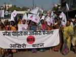 Bhopal gas survivor organisations ask PM for harsher punishment against Dow Chemical