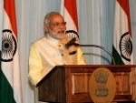 8 satellites launch: Narendra Modi congratulates ISRO