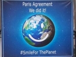 Paris Climate Agreement comes into force today