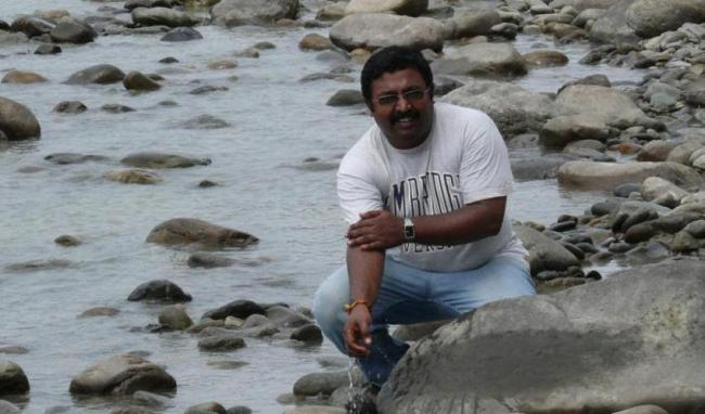 Indian ecologist and activist Bibhuti Lahkar wins the IUCN Heritage Heroes Award