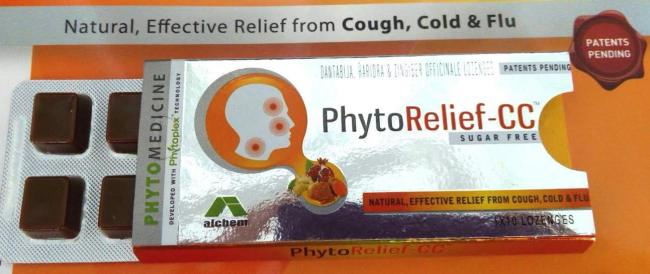 Alchem International launches third generation Phytomedicine to combat cough, cold, flu