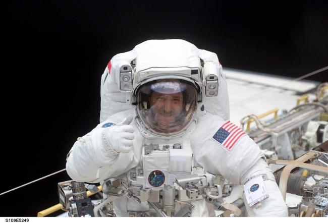John Grunsfeld announces retirement from NASA