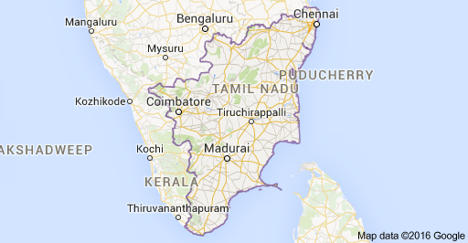 Cyclonic storm 'Vardah' likely to make landfall near Chennai today