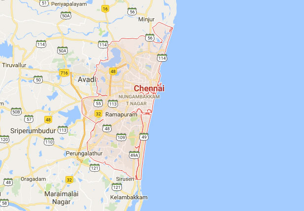 Tamil Nadu: Cyclone Vardah hits Tamil Nadu, 4 killed