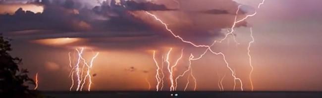 Earth's new lightning capital revealed