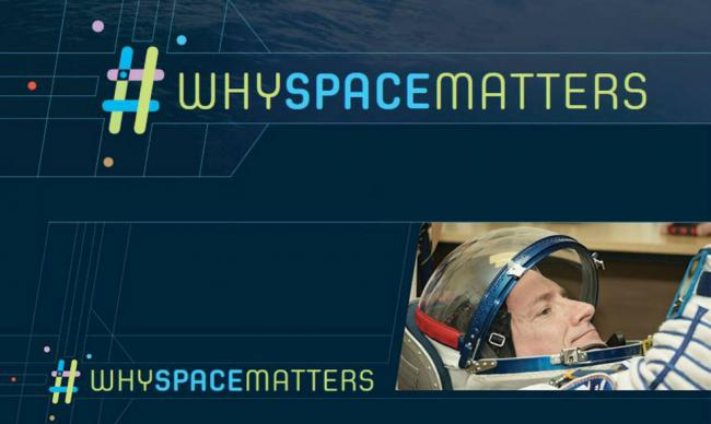 NASA, UN announce final winner of #whyspacematters photo competition