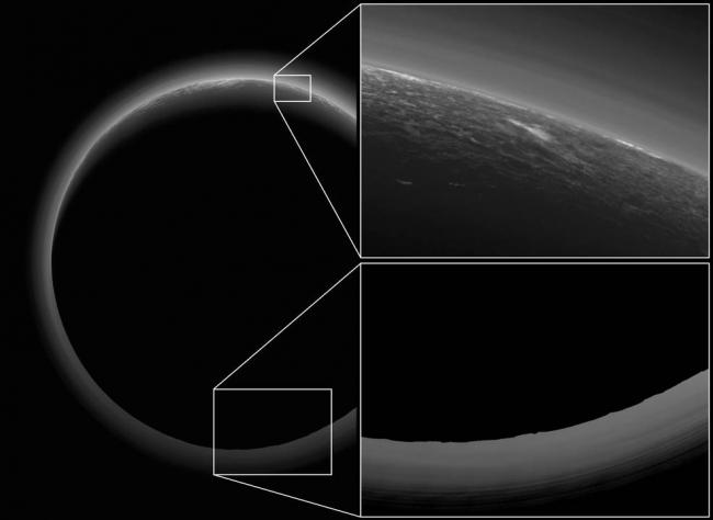 Secrets revealed from Pluto's 'Twilight Zone'