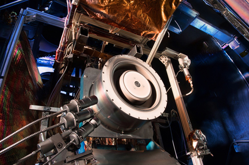 NASA works to improve solar electric propulsion for deep space exploration