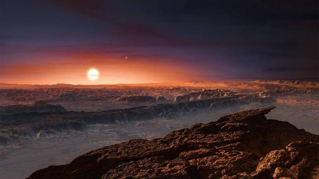 Study: Planet orbiting nearest star could be habitable