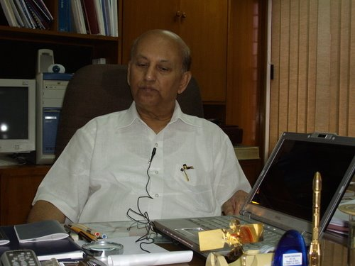 U R Rao to be honoured by International Astronautical Federation